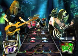 Guitar Hero Graphics