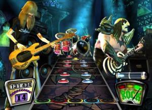 Guitar Hero Graphics
