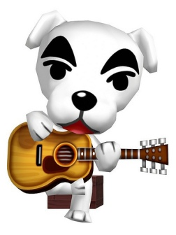 Dog Playing Guitar