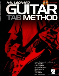 Guitar Tab Method - Book 1