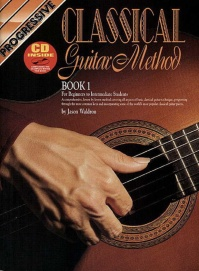 Progressive Classical Guitar Method - Book 1