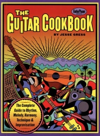 The Guitar Cookbook - Jesse Gress